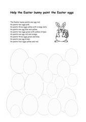 Help the Easter bunny