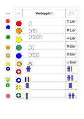 Logico-piccolo Mathe 1 (3.Ergänzung meiner bisherigen AB`s/ AB 32-38)