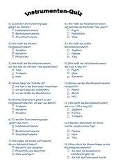 Instrumenten-Quiz