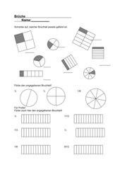 4teachers bungsblatt br che stammbr che. Black Bedroom Furniture Sets. Home Design Ideas
