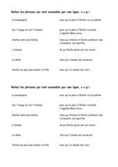 Lektion 8A - Relativpronomen qui + Präposition