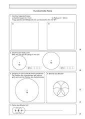LK Geometrie - Kreis Klasse 2
