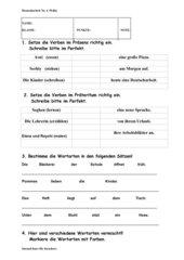 Deutscharbeit_ Adjektive-Wortarten (Wiederholung)