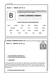 Rechtschreibkartei mit Lösungen (Bilder: indidi)