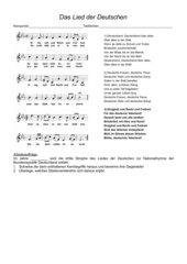 Einigkeit und Recht und Freiheit - die deutsche Nationalhymne