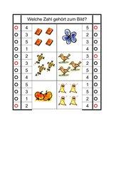 Klammerkarten Mathe ZR 1-5