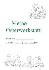 Deckblatt Osterwerkstatt