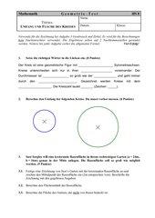 Geo-Test Kreis HS 8