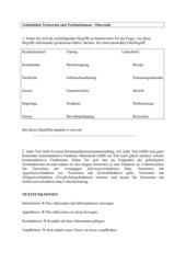 AB Textsorten und Textfunktionen
