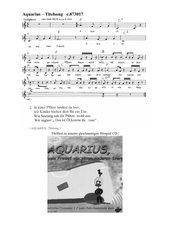 Aquarius - du bist mein Freund