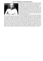 Rede des Häuptlings der Duwamish-Indianer