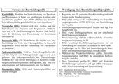 Entwicklungshilfe: Formen ud Verfahren