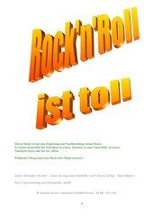 Grundkurs Rock&Roll