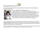 Patenschaft für ein Mädchen aus Guatemala