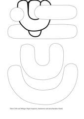 Buchstabenelemente