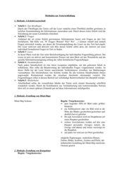 Methoden zur Texterschließung