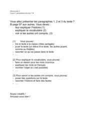 Lecon 7, texte 7B
