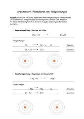 Redoxreaktionen als Elektronenübertragungsreaktion