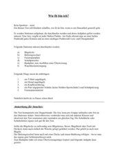 Haushaltstest_Vorbereitung und Test