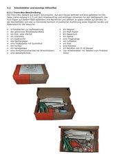 Trennbox-Ein Eggrace zur Trennung eines Gemisches in seine Bestandteile