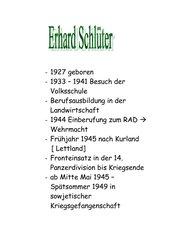 Weihnachten 1946 – Autor Erhard Schlüter