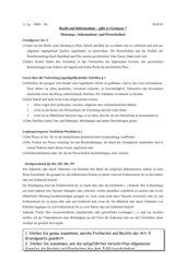Rechtliche Funktion und Stellung der Medien in der BRD