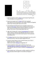 EU-Internet-Rallye