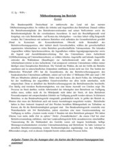 Tarifstreit: IG-Metall - Änderung des Betriebsverfassungsgesetzes