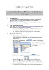 PowerPoint - Folien einfügen/Seitenlayout