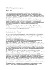 Prägimplantationsdiagnostik - Informationstext
