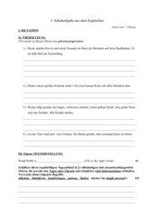 3.Schulaufgabe GL1