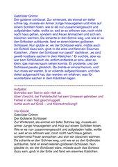 Deutsch text korrigieren