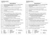 Aufsatzbeurteilung - Nacherzählung