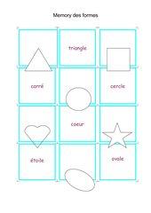 Les formes et contours