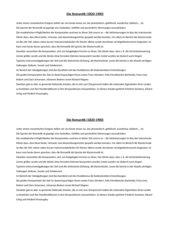 Einführung Epoche Romantik Musik Infotext
