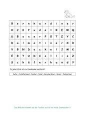 Kreuzworträtsel Hunderassen