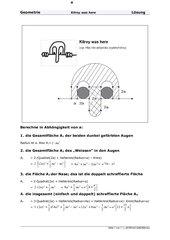 Kilroy was here - Berechnung von Kreisflächen