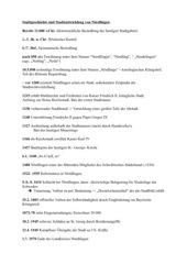 Stadtgeschichte und Stadtentwicklung Nördlingens