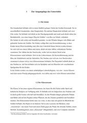Ausführlicher Unterrichtsentwurf: Thema Wald