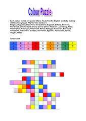 Colour puzzle
