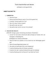 Textanalyse Kurzgeschichte