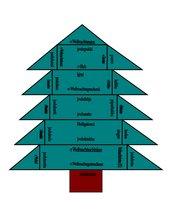 Weihnachtsbaumpuzzle