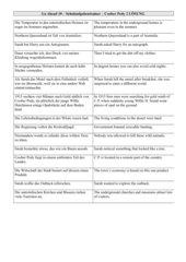 Übersetzungsübungen Go Ahead 10