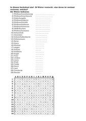 Suchsel mit Weihnachtswortschatz (Finnisch)
