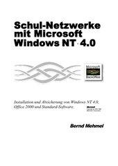 Netzwerk mit Win NT 4