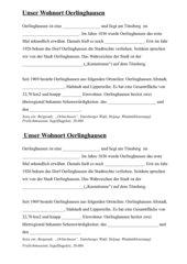 Meine Stadt Oerlinghausen