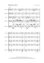 Klassenmusizieren: Rhythmus No1