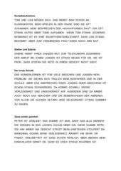 Großschreibung - Übungen zum Thema Jungen/Mädchen - wortstark 6