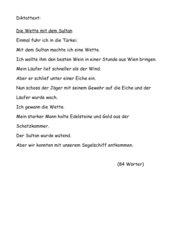 Diktat Münchhausen