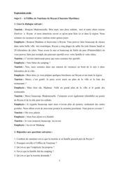 Französisch im Hotel/Reisebüro und Fremdenverkehrsamt